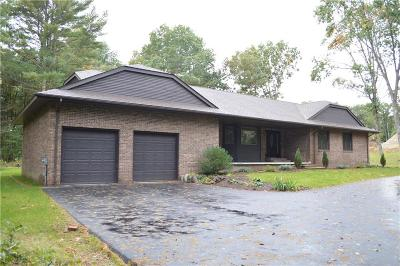 Coventry Single Family Home For Sale: 6 Paul Sprague Dr