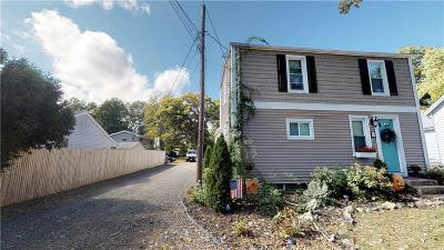 Coventry Single Family Home For Sale: 130 Knotty Oak Rd