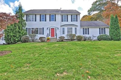 Cranston Single Family Home For Sale: 7 Dove Ct