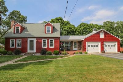 Coventry Single Family Home For Sale: 29 Card St