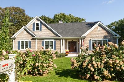 Barrington Single Family Home Act Und Contract: 114 Rumstick Rd