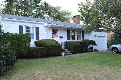 Warwick Single Family Home For Sale: 11 Howland Av
