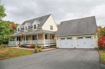 Glocester Single Family Home Act Und Contract: 19 Whipple Rd