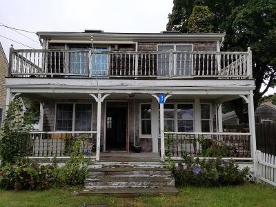Bristol County Single Family Home For Sale: 37 Brownell St