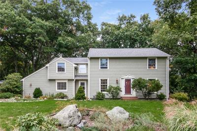 North Kingstown Single Family Home Act Und Contract: 69 Bryant Dr