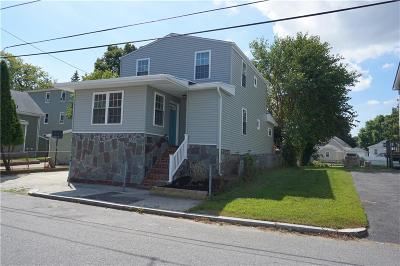 East Providence Single Family Home For Sale: 147 Blanding Av