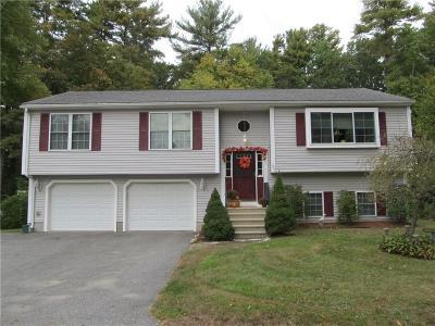 Burrillville Single Family Home For Sale: 840 Black Hut Rd