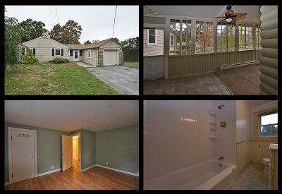 Johnston Single Family Home For Sale: 53 Oaktree Dr