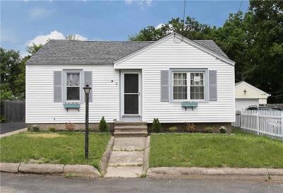 Johnston Single Family Home For Sale: 6 Irons Av