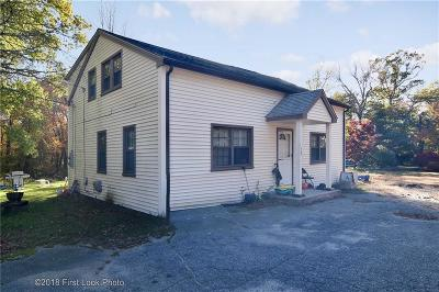 Scituate Multi Family Home For Sale: 1128 Danielson Pike