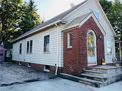 Providence Single Family Home For Sale: 340 Eaton St