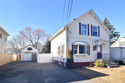 Pawtucket Single Family Home For Sale: 60 Linden St