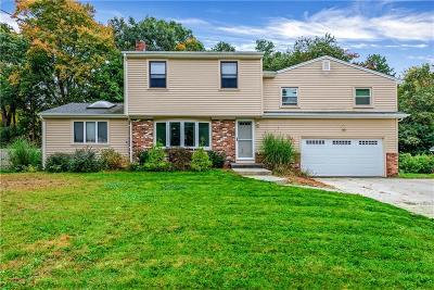 Cumberland Single Family Home For Sale: 19 Elmwood Dr
