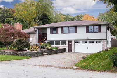 Cranston Single Family Home For Sale: 222 Meshanticut Valley Pkwy