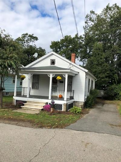 East Providence Single Family Home Act Und Contract: 154 Quarry St