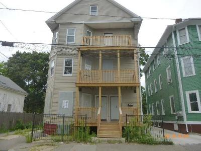 Providence RI Multi Family Home For Sale: $124,900