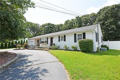East Providence Single Family Home Act Und Contract: 49 Estrell Dr