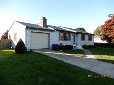 Middletown Single Family Home For Sale: 3 Wilson Road Rd