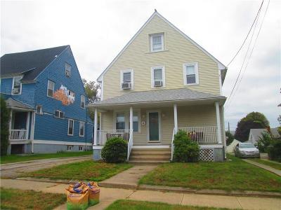 Cranston Single Family Home For Sale: 107 Woodbine St