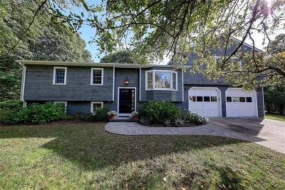 South Kingstown Single Family Home For Sale: 108 Auburn Rd