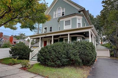 Providence Multi Family Home For Sale: 202 Ontario St
