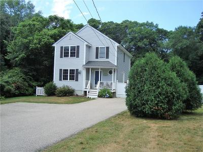 South Kingstown Single Family Home For Sale: 1700 Kingstown Rd