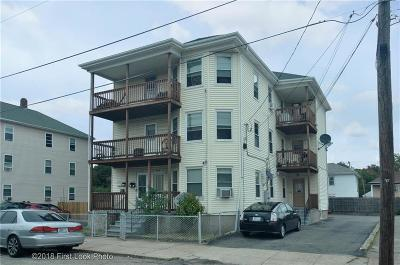 Central Falls Multi Family Home For Sale: 1347 - 1349 High St