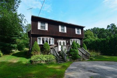 Johnston Single Family Home For Sale: 49 Hopkins Av