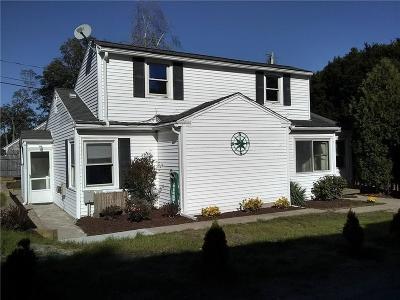 Portsmouth Multi Family Home For Sale: 20 Bradley Ter