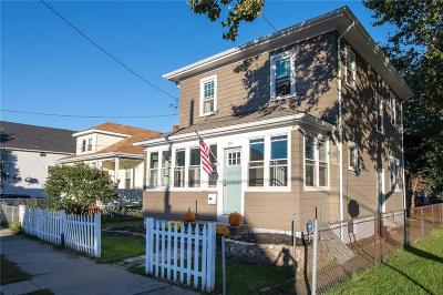 Providence Single Family Home For Sale: 39 Melissa St