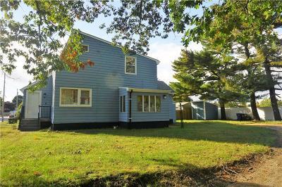 Pawtucket Single Family Home For Sale: 68 Eddington St