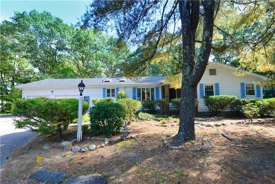 Coventry Single Family Home For Sale: 1 Crocus Ct