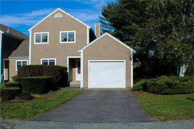 Hopkinton Condo/Townhouse For Sale: 2 Palmer Cir