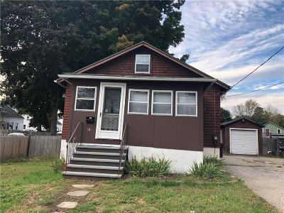 Coventry Single Family Home For Sale: 12 Broad St