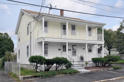 Pawtucket Multi Family Home For Sale: 75 Madison St