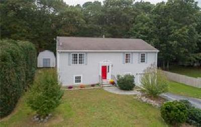 Coventry Single Family Home For Sale: 59 Remington Farm Dr