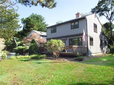 Newport County Single Family Home For Sale: 5 Buoy St