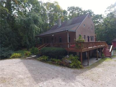 South Kingstown Single Family Home For Sale: 226 South Rd