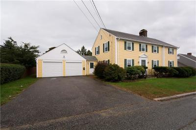 Bristol County Single Family Home For Sale: 10 Fort Hill Rd