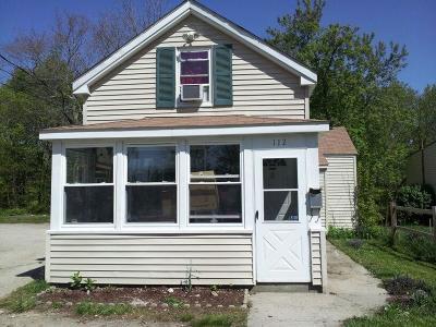 Burrillville Single Family Home For Sale: 112 Laurel Hill Av