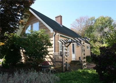 Narragansett Single Family Home For Sale: 81 Camden Rd