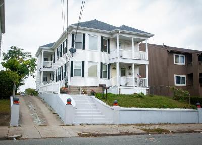 Pawtucket Multi Family Home For Sale: 183 - 185 Sisson St