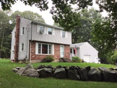 Johnston Single Family Home For Sale: 115 Scituate Av