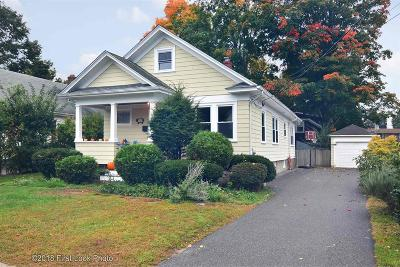 Lincoln RI Single Family Home For Sale: $229,000