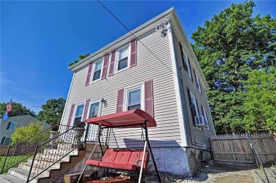 Woonsocket Single Family Home Act Und Contract: 143 Joffre Av