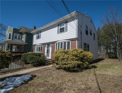 Pawtucket RI Multi Family Home For Sale: $379,900