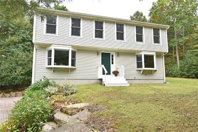 Charlestown Single Family Home Act Und Contract: 35 Noka Lane
