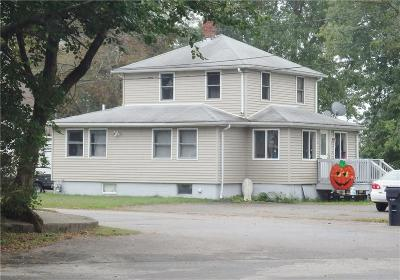 Kent County Single Family Home For Sale: 9 Hewett St