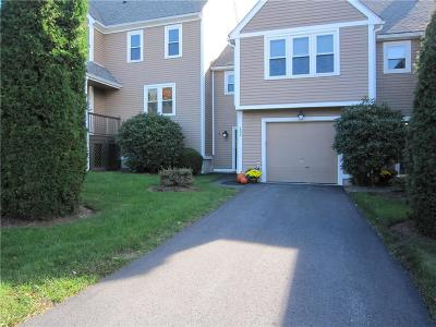 Woonsocket RI Condo/Townhouse For Sale: $143,000
