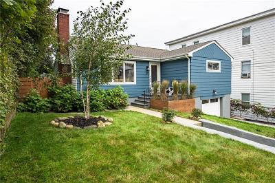 East Side Of Prov RI Single Family Home For Sale: $399,000